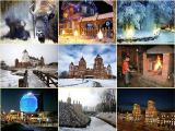 Christmas in a medieval castle! Tour in Belarus