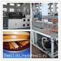 The equipment for manufacture of furniture edges