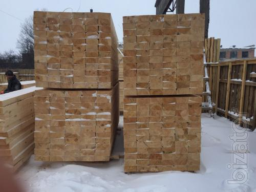 Timber at low prices Chernigov Ukraine