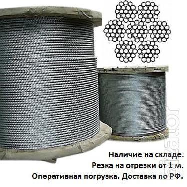 Steel wire rope GOST 3067-88