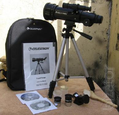 Hiking telescope Celestron Travel Scope 50