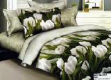Bed linen 3D