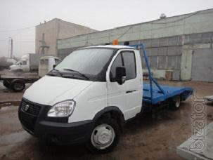 To alter the Gazelle Valdai GAZ 3309 Bull in tow
