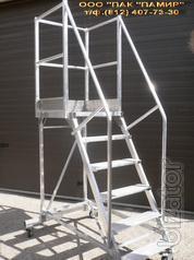 Ladders Mobile Aluminum (SPA)