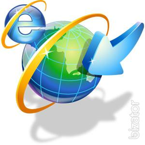 Website promotion and website promotion in the search.