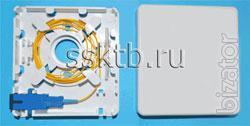 Subscriber optical socket RS-02