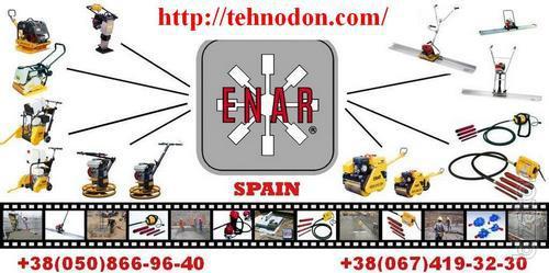Construction equipment for concrete works-Enar