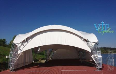 Rent of Tents and Tent Structures for Events