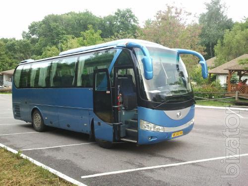 Passenger transportation in Dnepropetrovsk,Ukraine,Russia,Belarus.