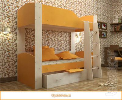 """Children bunk bed """"Astra 2"""""""
