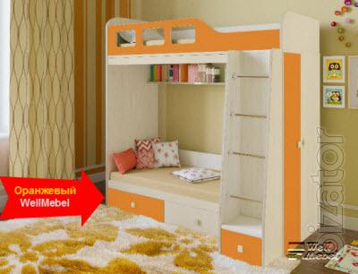 Children bunk bed Astra 3