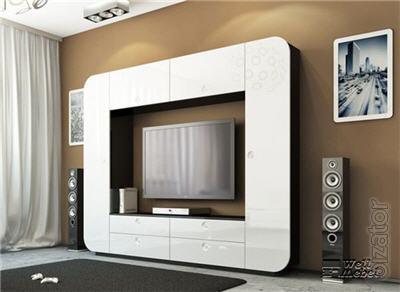Wall white iMeb Furniture Neman in hi-tech ® - style iPad