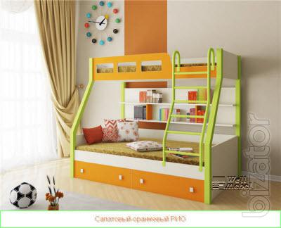 "Children bunk bed ""RIO"""