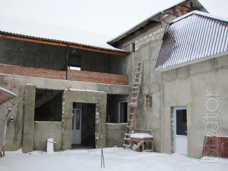 For sale: large house, Slobozia , Moldova.