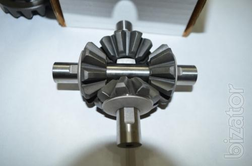 New R/CT differential gear of the rear axle Mercedes 609 Sprinter