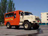 Sale of Shift Cars based on ZIL-131, KAMAZ, KRAZ