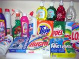 Household chemicals, household products