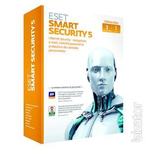 Comprehensive ESET NOD32 Smart Security in Almaty