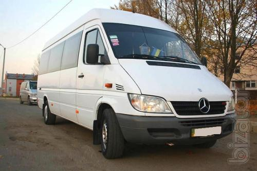 Van hire (5-18). Order a Minibus in Simferopol, Sevastopol, Yalta, Evpatoria, Feodosia. Shuttle service