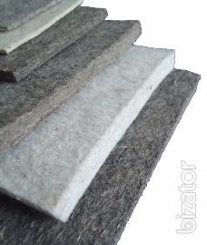 Felt from the manufacturer technical