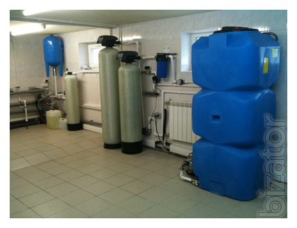 System: heating, plumbing, water heat-insulated floor, Kyiv.