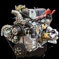 Двигатель УМЗ-4218, 1-я комплектация