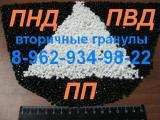 polymer secondary raw material LDPE, HDPE, PP