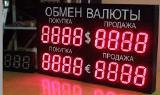 Табло валют Cassida, Docash, Kobell, Rubin