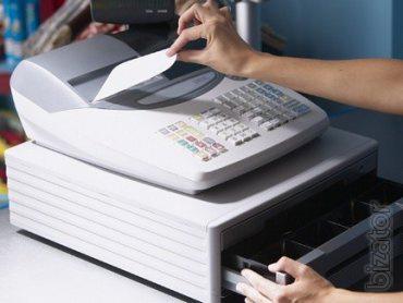 Cash registers ( ECR )