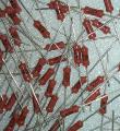 Резисторы (сопротивления) постоянные: МЛТ, ОМЛТ С2-23, С2-33Н - 0,125Вт, 0,25Вт, 0,5 Вт,  1 Вт, 2 Вт...