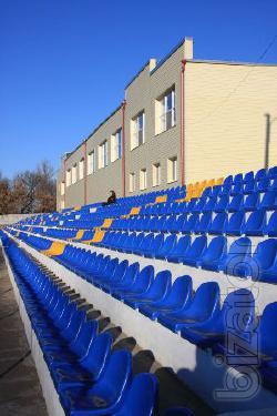 Sold sports facilities of the European level