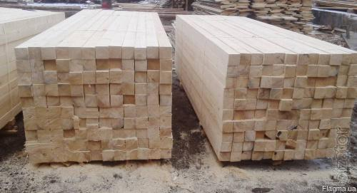 Lumber of various sections, Chernihiv