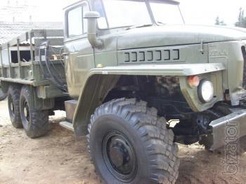 УРАЛы -4320 Борт  ,шасси  под лесовоз и лесовозы с манипулятором , под Ваш заказ.