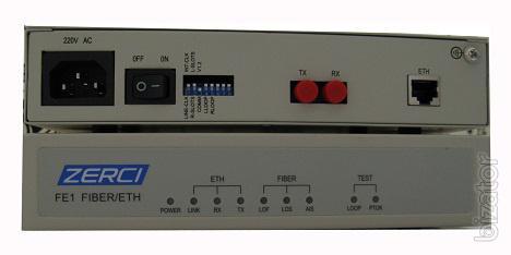 PDH Multiplexer 48/16E1+4Eth PDH Optimux