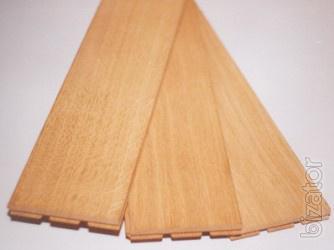 Wooden sports floors