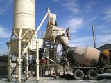 Mobile concrete plants from Italy