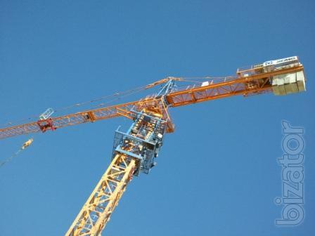 Sale COMANSA tower cranes, LIEBHERR, POTAIN, TEREX COMEDIL, XCMG