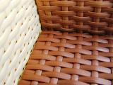 Искусственный ротанг для изготовления плетеной мебели