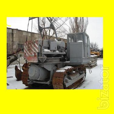 Crane tractor power TK-53 CTP engine, D-108, the Power of 25 kW. Can work for home network, STS crane