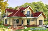 the design of houses and cottages