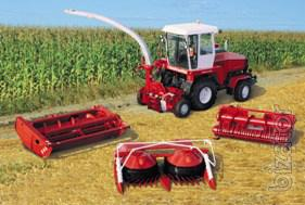 """Will sell the forage harvester (tractor) """"Polesie"""" cheap"""