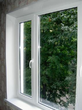 Windows, balconies - manufacture and installation, seasonal offers.
