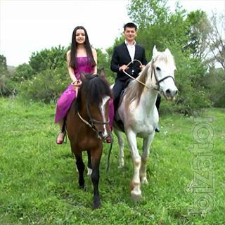 Видеосъёмка Love story в Алматы от Best Movie
