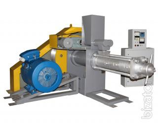 """Extruder """"Expro Meters for grain and grain"""