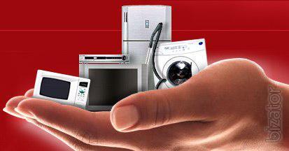 Repair haspreview,washing,Posada machines,refrigerators,TV, etc