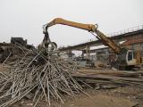 The scrap metal