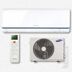 Mounting and installation of air conditioners