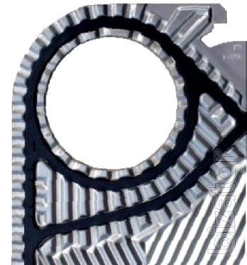 Ущільнювальні прокладки для пластинчастих теплообмінників