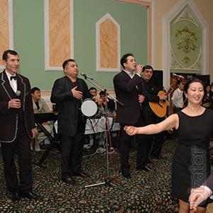 Звуковое оформление свадьбы в Алматы