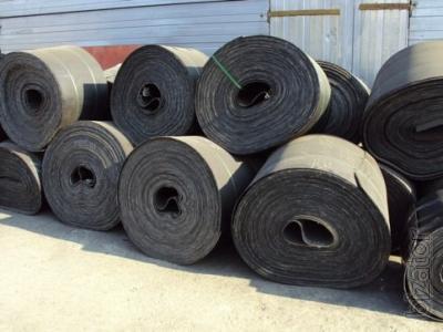 Conveyor belt (conveyor) used
